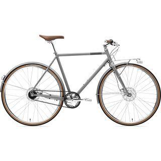 Creme Cycles Ristretto Bolt 2020, grey - Cityrad