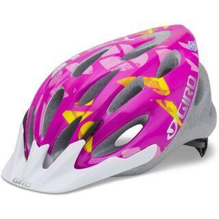Giro Flume, magenta/white seaglass - Fahrradhelm