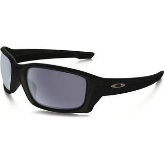 Oakley Straightlink, matte black/Lens: grey - Sonnenbrille