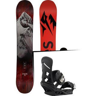 Set: Jones Aviator 2017 + Burton Mission (1712873S)