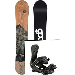Set: goodboards Wooden 2017 + Nitro Team (1691157S)