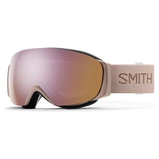 Smith I/O Mag S inkl. WS, tusk/Lens: cp everyday rose gold mir - Skibrille