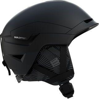 Salomon Quest W 2021, black ray - Skihelm
