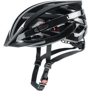 uvex i-vo 3D, black - Fahrradhelm