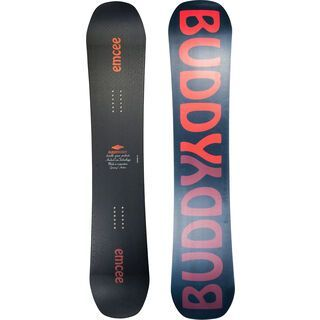 BuddyBuddy Emcee LTD 2016, black - Snowboard