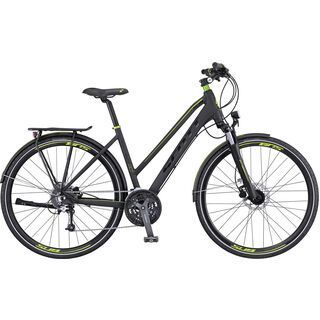 Scott Sub Sport 20 Lady 2016, black/lime - Trekkingrad
