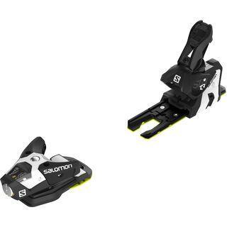 Salomon N STH2 WTR 13 - 100 mm, black/white - Skibindung