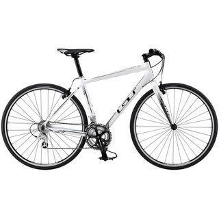 GT Tachyon 3.0 2013, White - Fitnessbike
