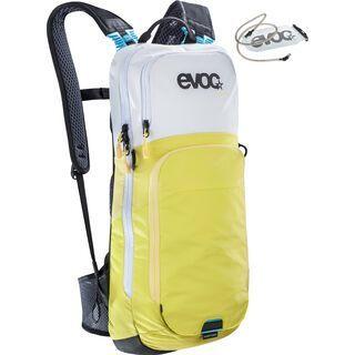 Evoc CC 10l + Hydration Bladder 2l, white sulphur - Fahrradrucksack