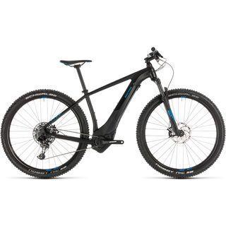 Cube Reaction Hybrid Eagle 500 27.5 2019, black´n´blue - E-Bike