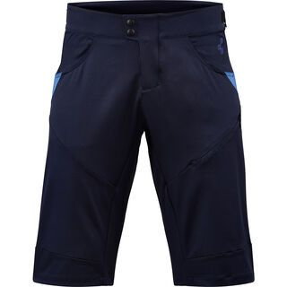 Cube Tour Baggy Shorts, blue - Radhose