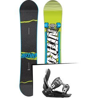 Set: Nitro Ripper Youth 2016 + Flow Micron Youth (1718437S)