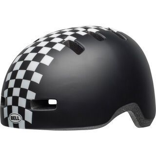 Bell Lil Ripper, black/white checkers - Fahrradhelm