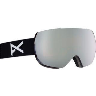 Anon MIG, black/Lens: sonar silver - Skibrille