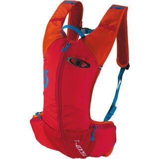 Scott Trail Pack 10B, red/blue - Fahrradrucksack