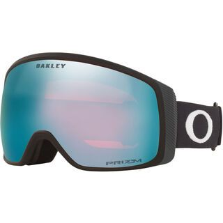 Oakley Flight Tracker XM Prizm, matte black/Lens: sapphire iridium - Skibrille