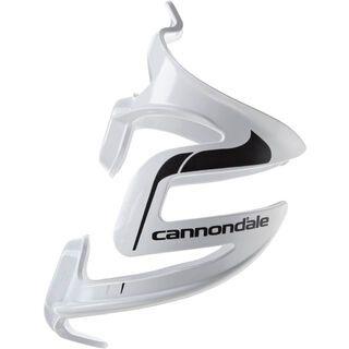 Cannondale C-Cage Nylon, white/black - Flaschenhalter