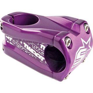 Spank Tweet Tweet Stem, purple - Vorbau