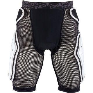 ONeal Kamikaze Shorts, black/white - Protektorhose