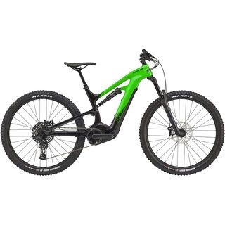 Cannondale Moterra Neo Carbon 3 Plus 27.5 green 2021