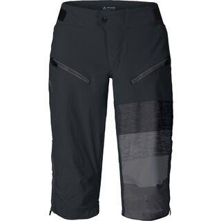 Vaude Womens Moab Shorts II, black - Radhose