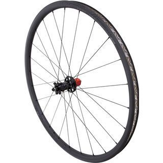 Specialized Roval Control SL Disc SCS, satin carbon/gloss black - Hinterrad