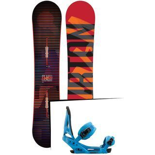 Set: Burton Clash 2015 +  Mission EST (494025S)