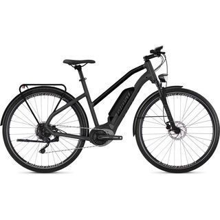Ghost Hybride Square Trekking B3.8 W AL 2019, gray/black/silver - E-Bike