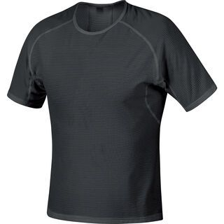 Gore Bike Wear Base Layer Shirt, black - Unterhemd
