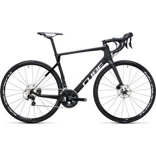 Cube Agree C:62 Disc 2017, carbon´n´white - Rennrad