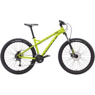 Kona Shred 27.5 2017, green/black - Mountainbike