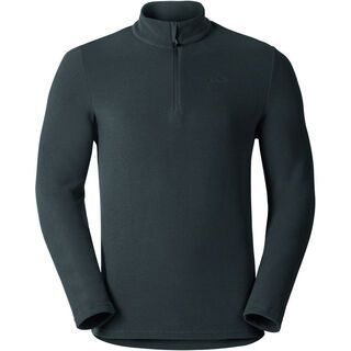 Odlo Midlayer 1/2 Zip Roy shale grey/black stripes