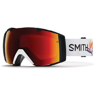 Smith I/O The Collinson Model inkl. WS, Lens: cp sun red mir - Skibrille