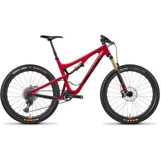 Santa Cruz 5010 CC XX1 Reserve 2018, sriracha/black - Mountainbike