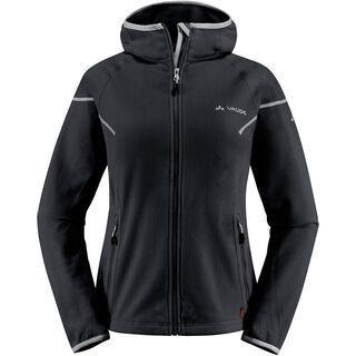 Vaude Women's Smaland Hoody Jacket, black - Fleecejacke