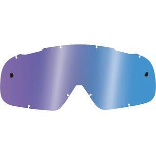 Fox Main Lens, blue spark - Wechselscheibe