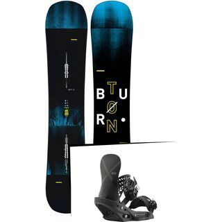 Set: Burton Instigator Wide 2019 + Burton X-Base EST black