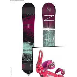 Set: Nitro Mystique  +  Lynx (476830S)