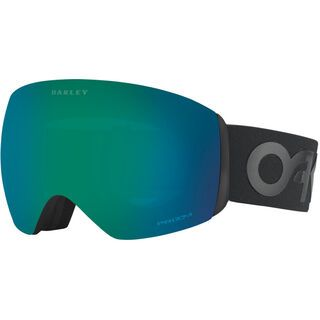 Oakley Flight Deck Prizm Factory Pilot Blackout, Lens: jade iridium - Skibrille