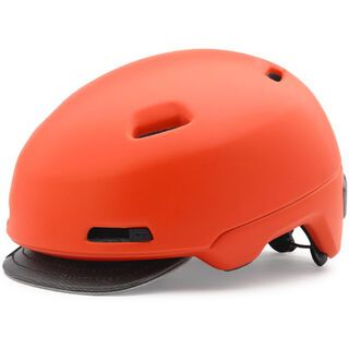 Giro Sutton, matt glowing red - Fahrradhelm