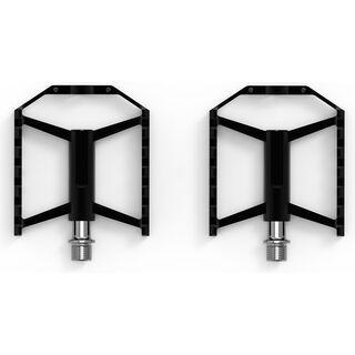 Cube Acid Pedale Flat A4-IB Hybrid, black