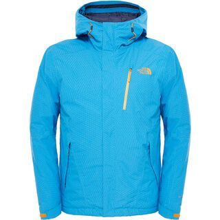 The North Face Mens Descendit Jacket, cosmic blue print - Skijacke