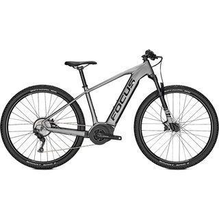 Focus Jarifa² 6.7 - 29 2019, grey - E-Bike