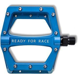 Cube RFR Pedale Flat CMPT blue