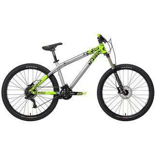 *** 2. Wahl *** NS Bikes Clash 1 2014 - Mountainbike   Rahmenhöhe M // 15,5 Zoll