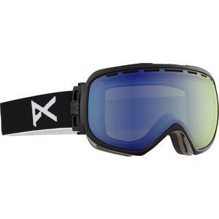 Anon Hawkeye + Spare Lens, Black/Blue Lagoon - Skibrille