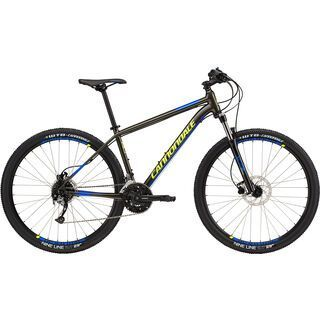 Cannondale Trail 5 27.5 2017, black/blue/green - Mountainbike