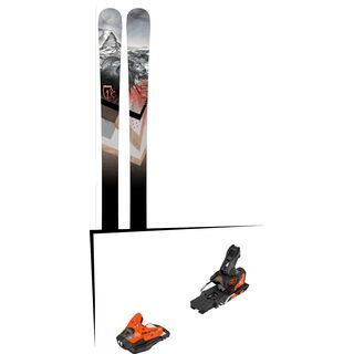 Set: Icelantic Pilgrim 2016 + Salomon STH2 WTR 13 (2212356)