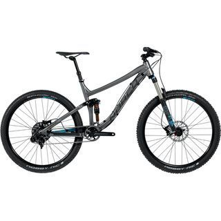 Norco Optic A 7.1 2017, grey/blue - Mountainbike