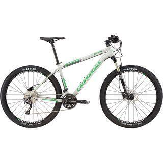 Cannondale Trail 2 27.5 2016, grey/green - Mountainbike